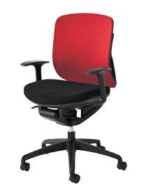 送料無料 新品 「Yera(イエラ) オフィスチェア ローバック T字肘タイプ」 事務チェア パソコンチェア 椅子 いす イス 7色あり