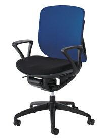 送料無料 新品 「Yera(イエラ) オフィスチェア ローバック リング肘タイプ」 事務チェア パソコンチェア 椅子 いす イス 7色あり