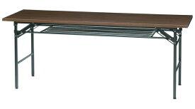送料無料 新品 会議用 折りたたみ 折り畳み テーブル 1800mm×600mm セミナー イベント 机 打ち合せ 3色あり 在庫多数