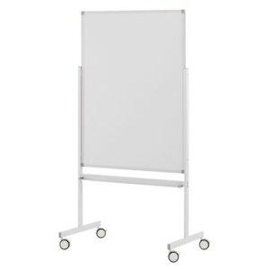 ホワイトボード ボード 会議ボード 白板 片面 縦型テレワーク 家具 在宅 勤務 リモートワーク コワーキング スマートオフィス 【新品オフィス家具】 【新品】 Z-SHWB-9012ASWH