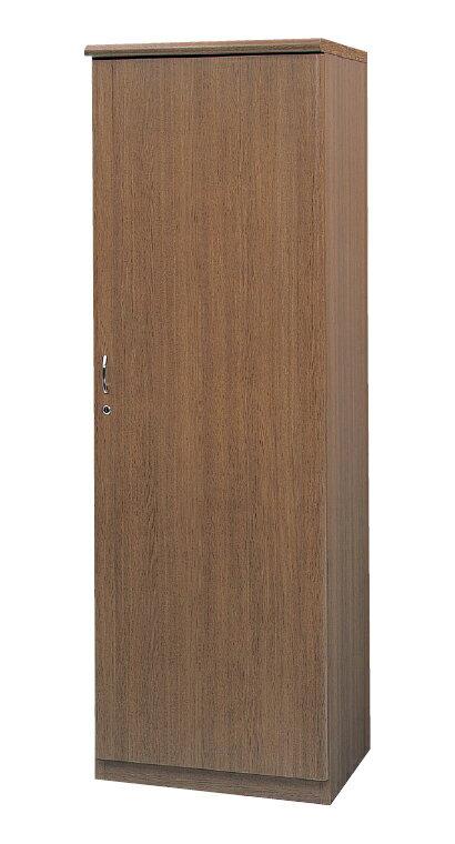 送料無料 新品 1人用 木製 ワードローブ 鍵付き 個人ロッカー 役員用ロッカー