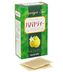 青パパイヤ茶