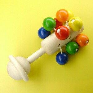 ドリオ ネフ社 naef おしゃぶり がらがら ラトル おもちゃ 0歳 1歳 ベビートイ 出産祝い ニキティキ ラッピングできます