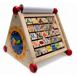 7in1アクティビティセンター 多機能 I'm TOY アイムトイ 知育玩具 木のおもちゃ 送料無料 お誕生日 1歳 0歳 2歳