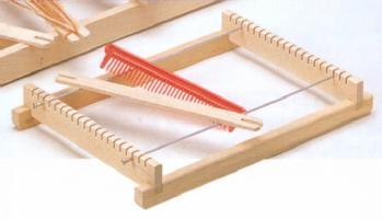 おりき 手おり・小 日本語説明書付 織り機 機織機 機織り 木のおもちゃ