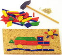 デュシマ社 小さな大工さん 木のおもちゃ 4歳 5歳 6歳 ラッピングできます 知育玩具