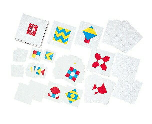 模様づくり・カード ニキーチン 知育遊び