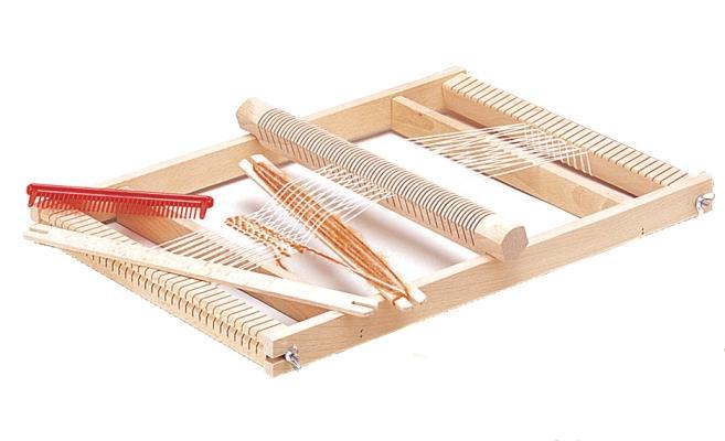 おりき 手おり・大 日本語説明書付 織り機 機織機 機織り 木のおもちゃ