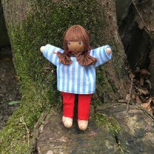 妹人形メーガン ドイツ・ヘアヴィック社 ドールハウス 人形 ドイツ