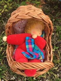ベビー人形・女の子(ベギー付き) 人形 ままごと お世話 女の子 ごっこ遊び Westfalenstofe 手洗い