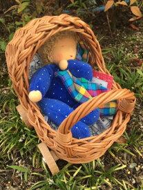 ベビー人形・男の子(ベギー付き) 人形 ままごと お世話 女の子 ごっこ遊び Westfalenstofe 手洗い