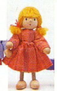 女の子【受注発注】ドールハウス 人形 ドイツ