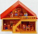 ニキティキのドールハウス「人形の家」