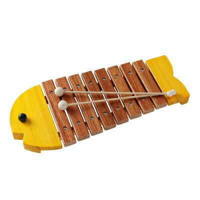 ボーネルンド おさかなシロフォン さかなシロホン お魚シロフォン サカナシロフォン 木琴 楽器 木のおもちゃ 売れ筋