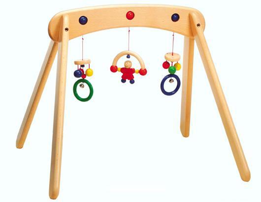 ベビージム ムジーナ 出産祝いに 木のおもちゃ セレクタ社 ブラザージョルダン 男の子 女の子 赤ちゃん 0歳 SELECTA