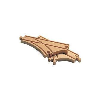 NEWポイント2本 9635 MICKI ミッキィ社 汽車セット 木製レール 木のおもちゃ 木製 汽車 レール 出産祝いお誕生日 知育玩具