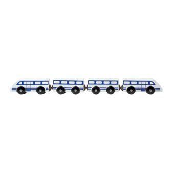 NEWエクスプレス MICKI ミッキィ社 汽車セット 木製レール 木のおもちゃ 木製 汽車 レール 出産祝いお誕生日 知育玩具