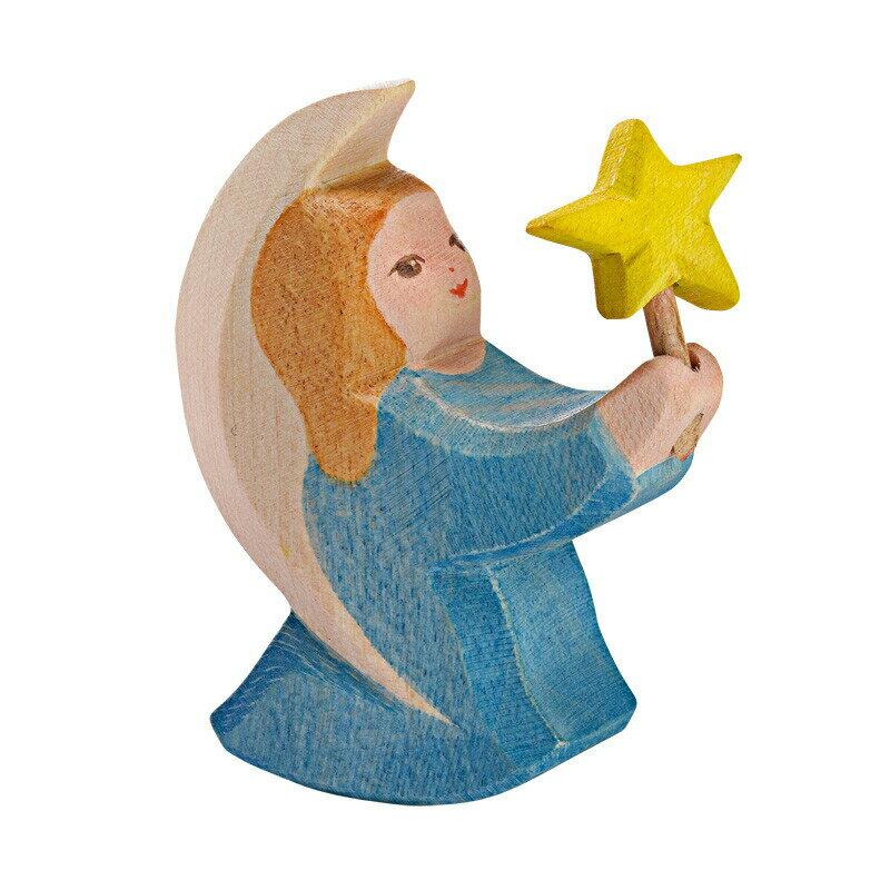 星を持つ天使