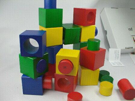 【送料無料】ネフ社リグノ ネフ社 naef 木のおもちゃ 出産祝い ニキティキ ラッピングできます 積み木 つみ木