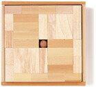 童具館 WAKU-BLOCK30 Small Box B 木のおもちゃ 積み木 積木 知育玩具 和久 wakublock