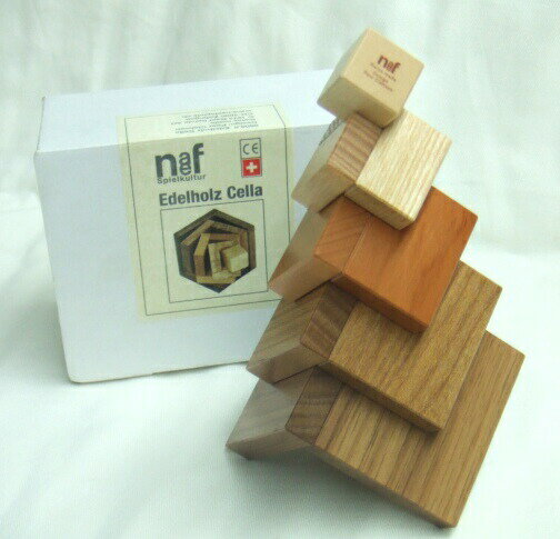 セラ(小)エーデルホルツ【受注発注】 ネフ社 naef 木のおもちゃ 出産祝い ニキティキ ラッピングできます 積み木 つみ木