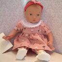 ナッテラ人形(普及版)ベビー LUCILE 人形 ままごと お世話 女の子 ごっこ遊び