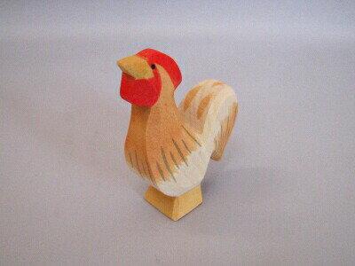 おんどり(茶) rooster ochre