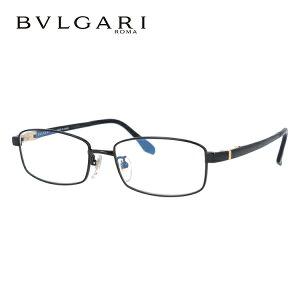 【選べる無料レンズ → PCレンズ・伊達レンズ・老眼鏡レンズ】 ブルガリ メガネフレーム BVLGARI BV1033TK 4033 53 ブラック メンズ レディース【 国内正規品 /日本製/Made in JAPAN】【保証書付き】