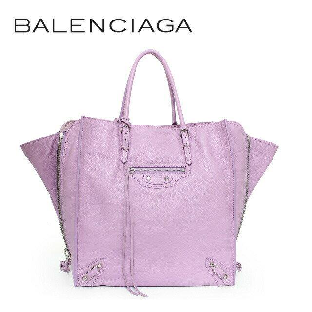 バレンシアガ バッグ BALENCIAGA ハンドバッグ 357330 DBCAN 5811 PAPIER A5 ローズオルキデ (ピンク系) レディース レザー