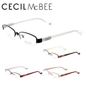 【選べる無料レンズ → PCレンズ・伊達レンズ・老眼鏡レンズ】 セシルマクビー メガネフレーム CECIL McBEE CMF3008-1/CMF3008-2/CMF3008-3/CMF3008-4 レディースブランド