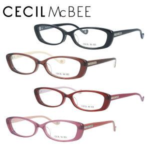 【選べる無料レンズ → PCレンズ・伊達レンズ・老眼鏡レンズ】 セシルマクビー メガネフレーム CECIL McBEE CMF7007-1/CMF7007-2/CMF7007-3/CMF7007-4 レディースブランド
