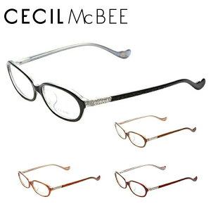 【選べる無料レンズ → PCレンズ・伊達レンズ・老眼鏡レンズ】 セシルマクビー メガネフレーム CECIL McBEE CMF7021-1/CMF7021-2/CMF7021-3/CMF7021-4 レディースブランド