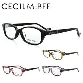 【選べる無料レンズ → PCレンズ・伊達レンズ・老眼鏡レンズ】 セシルマクビー メガネフレーム CECIL McBEE CMF7022-1/CMF7022-2/CMF7022-3/CMF7022-4 スクエア レディースブランド