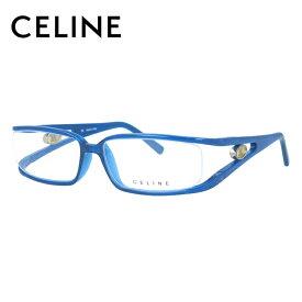 【選べる無料レンズ → PCレンズ・伊達レンズ・老眼鏡レンズ】 セリーヌ メガネフレーム 伊達メガネ アジアンフィット CELINE VC1612M 06QR 55サイズ スクエア レディース ブラゾン アイコン ロゴ