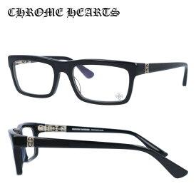 【選べる無料レンズ → PCレンズ・伊達レンズ・老眼鏡レンズ】クロムハーツ メガネフレーム Chrome Hearts クロス PENETRANUS BK Black メンズ レディース UV