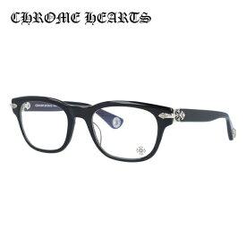 【選べる無料レンズ → PCレンズ・伊達レンズ・老眼鏡レンズ】クロムハーツ メガネフレーム 伊達メガネ レギュラーフィット CHROME HEARTS WELL STRUNG BK 52サイズ ウェリントン ユニセックス メンズ レディース 日本製フレーム クロス CHプラス