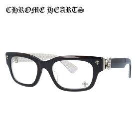 【選べる無料レンズ → PCレンズ・伊達レンズ・老眼鏡レンズ】クロムハーツ メガネフレーム 伊達メガネ アジアンフィット CHROME HEARTS BANGADANG II-A CWC 52サイズ スクエア ユニセックス メンズ レディース 日本製フレーム フレア クロス