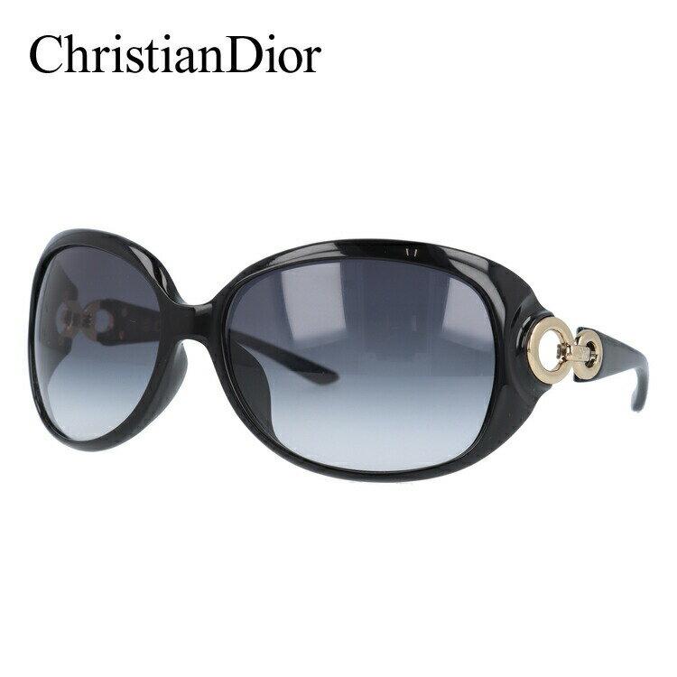 クリスチャン・ディオール サングラス ChristianDior Dior Lady 1FS D28/JJ 61 SHINY BLACK レディース UVカット 新品