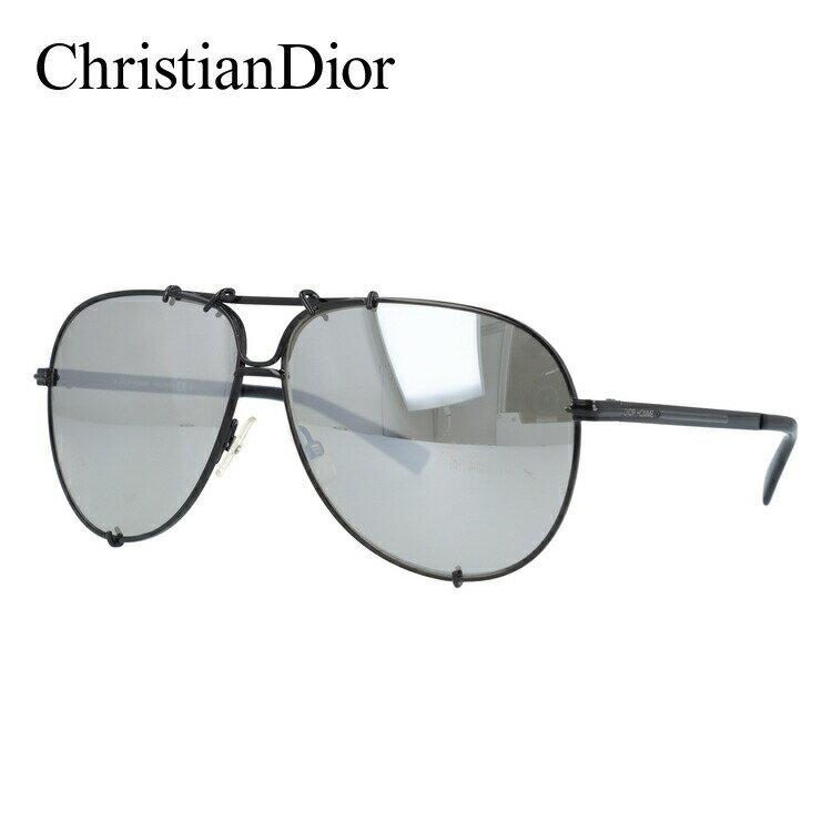 クリスチャン・ディオール サングラス Christian Dior ディオール オム DIOR 0175S 006/SS 61 ブラック DIOR HOMME メンズ UVカット 新品