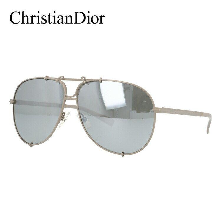 クリスチャン・ディオール サングラス Christian Dior ディオール オム DIOR 0175S 5T2/SS 61 ベージュ DIOR HOMME メンズ UVカット 新品