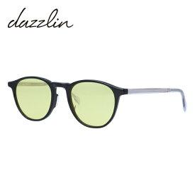 ダズリン サングラス アジアンフィット dazzlin DZS 3534-1 49サイズ ウェリントン レディース