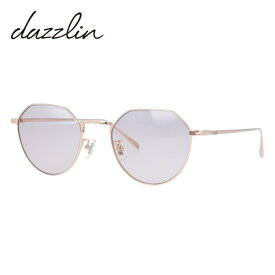 ダズリン サングラス dazzlin DZS 3537-2 50サイズ ボストン レディース