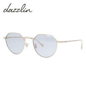 ダズリン サングラス dazzlin DZS 3537-3 50サイズ ボストン レディース