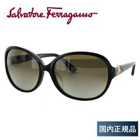 【楽天マラソン特別価格】サルヴァトーレ フェラガモ サングラス Salvatore Ferragamo 国内正規品 SF713SA 001 59サイズ アジアンフィット メンズ レディース