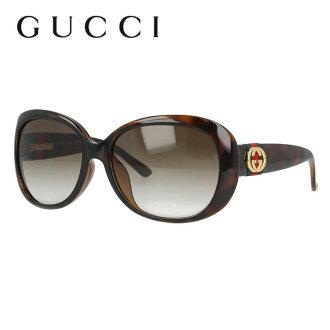 古馳太陽眼鏡GUCCI GG3660KS DWJ/CC哈瓦那/棕色層次女士UV cut