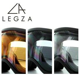オークリーゴーグル用レンズ OAKLEY CANOPY専用 交換レンズ S4 キャノピー LEGZA製 レグザ オレンジ ダークグレー クリア ダブルレンズ 曇り止め アジアンフィット レギュラーフィット UVカット