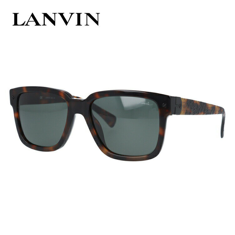 ランバン パリス サングラス レギュラーフィット LANVIN PARIS SLN622 0C10 54サイズ 国内正規品 ウェリントン ユニセックス メンズ レディース