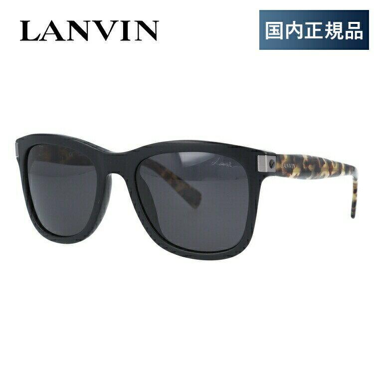 ランバン パリス サングラス レギュラーフィット LANVIN PARIS SLN627 0703 53サイズ 国内正規品 ウェリントン ユニセックス メンズ レディース