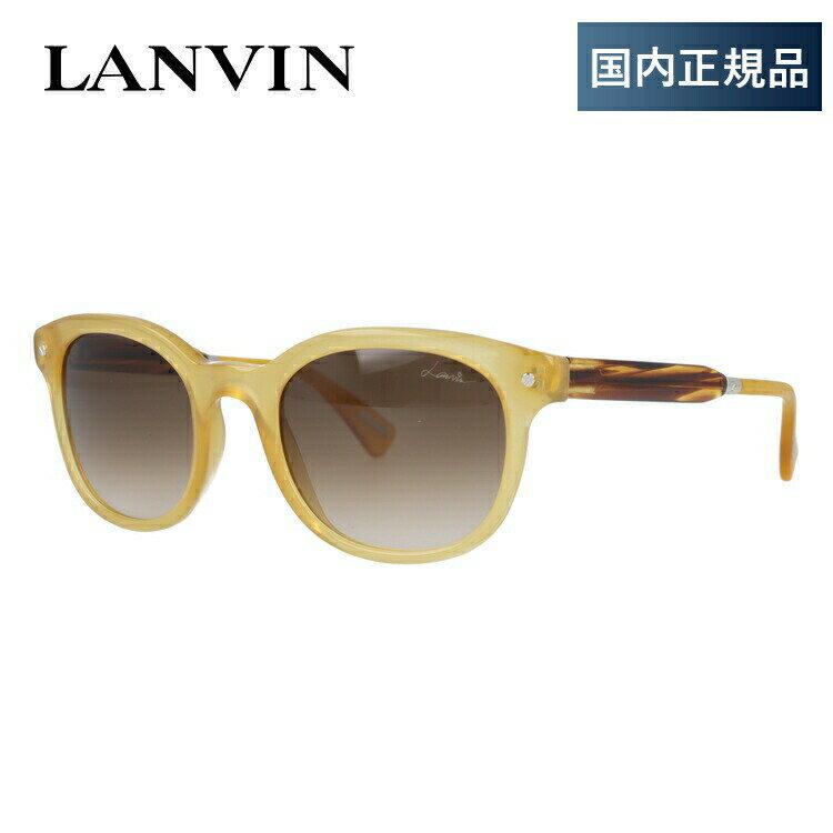 ランバン パリス サングラス レギュラーフィット LANVIN PARIS SLN688 0T91 49サイズ 国内正規品 ウェリントン ユニセックス メンズ レディース