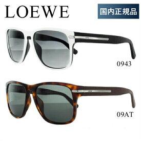 ロエベ サングラス LOEWE SLW892M 0943/09AT メンズ レディース アイウェア